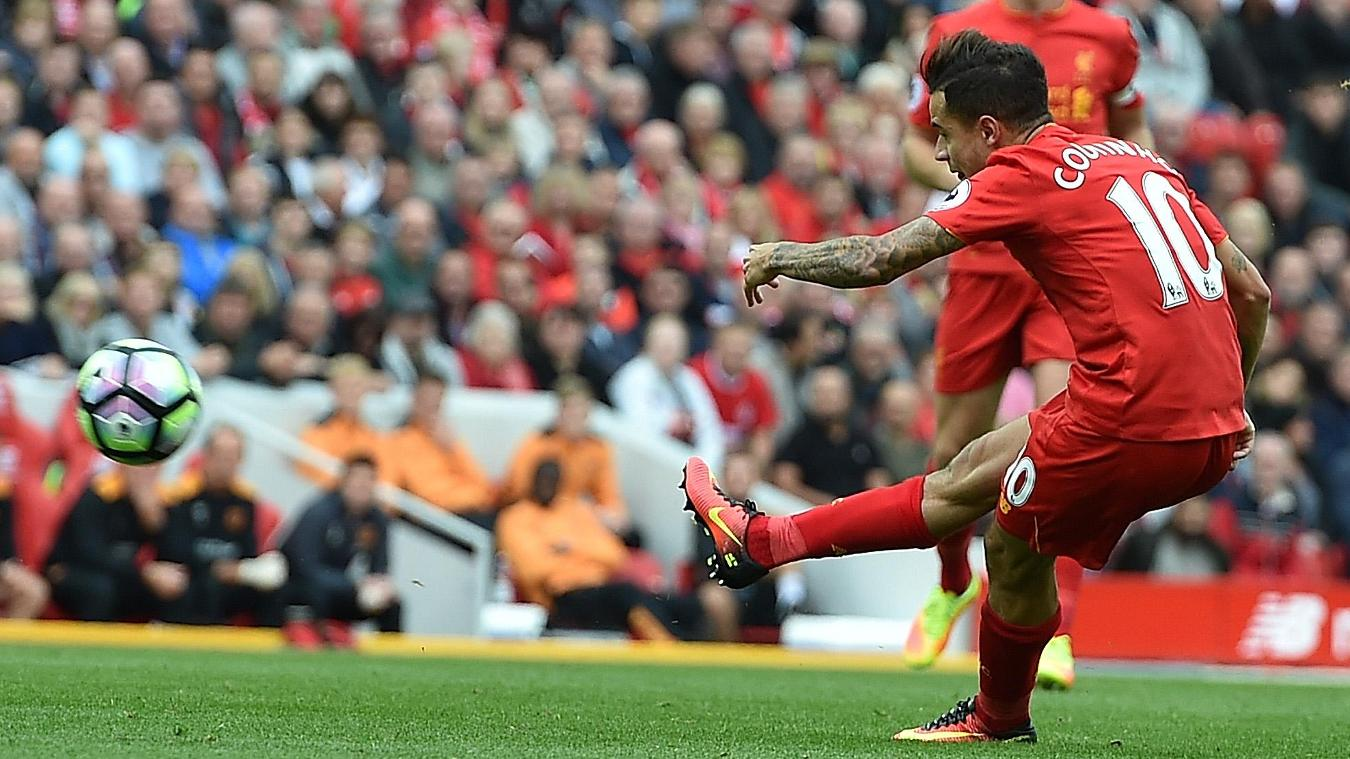 Scout: Coutinho 131016