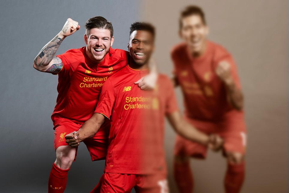 Liverpool back Seeing Is Believing campaign, 141016