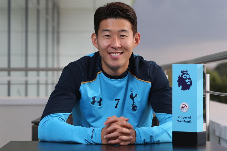 Son Heung-Min, September's EA SPORTS Player of the Month