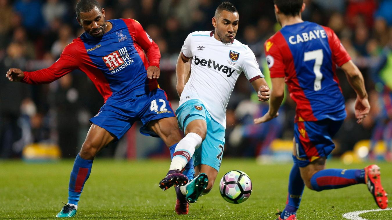 Crystal Palace v West Ham United