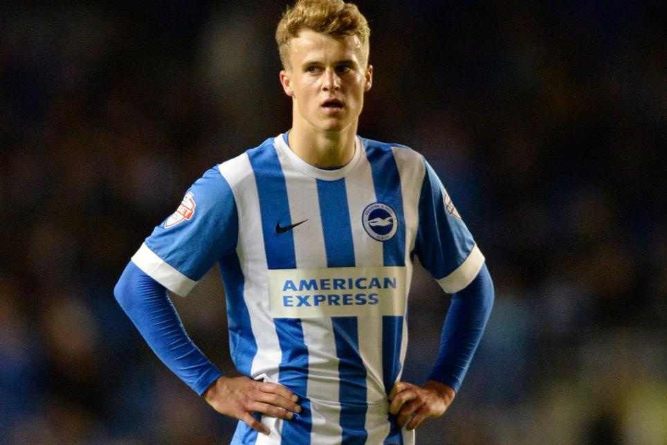 Solly March, Brighton & Hove Albion