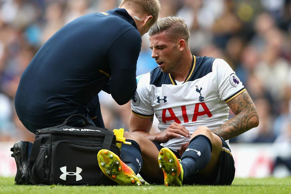 Alderweireld, Spurs
