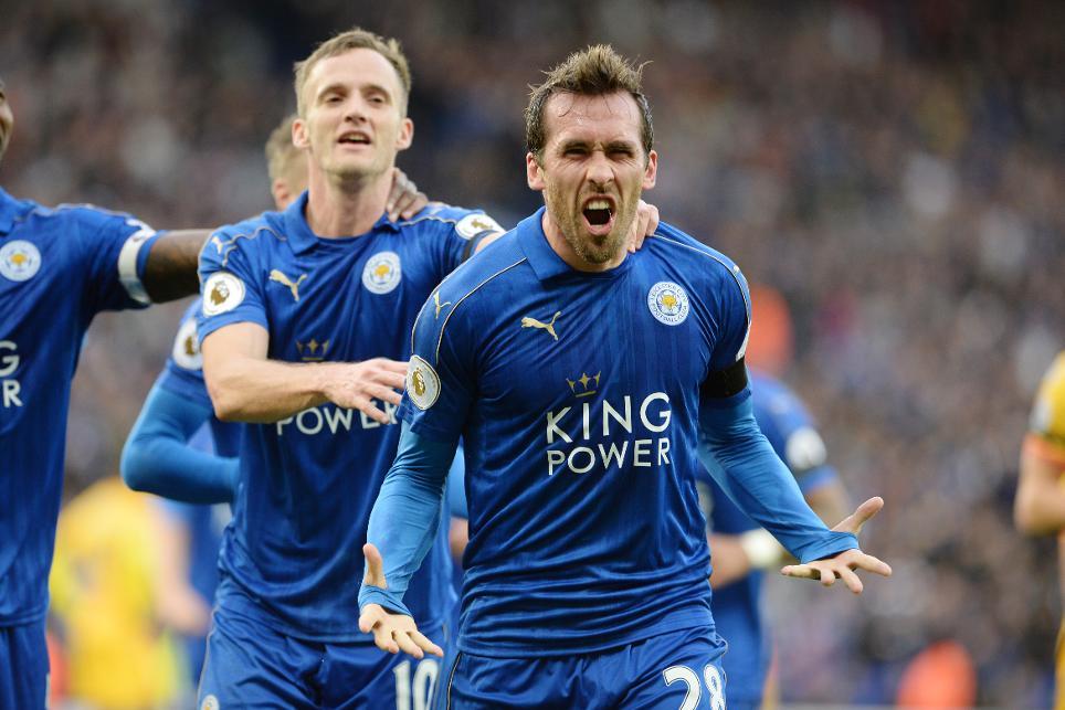 Christian Fuchs, Leicester City