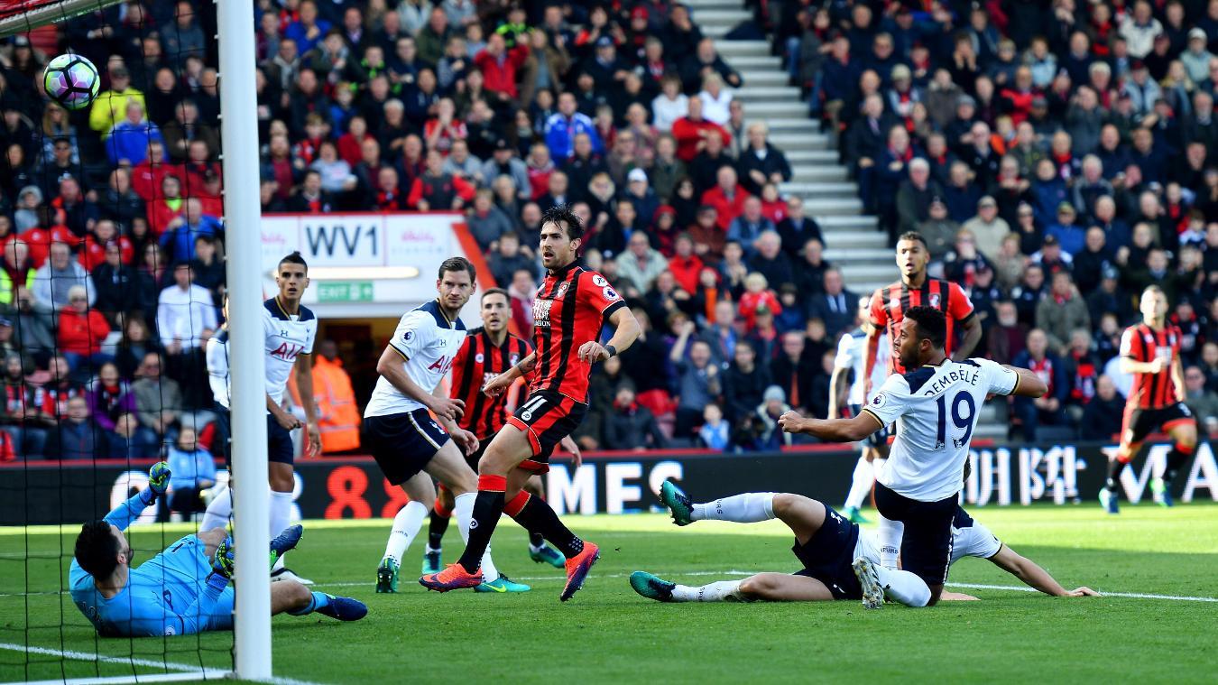 AFC Bournemouth v Tottenham Hotspur