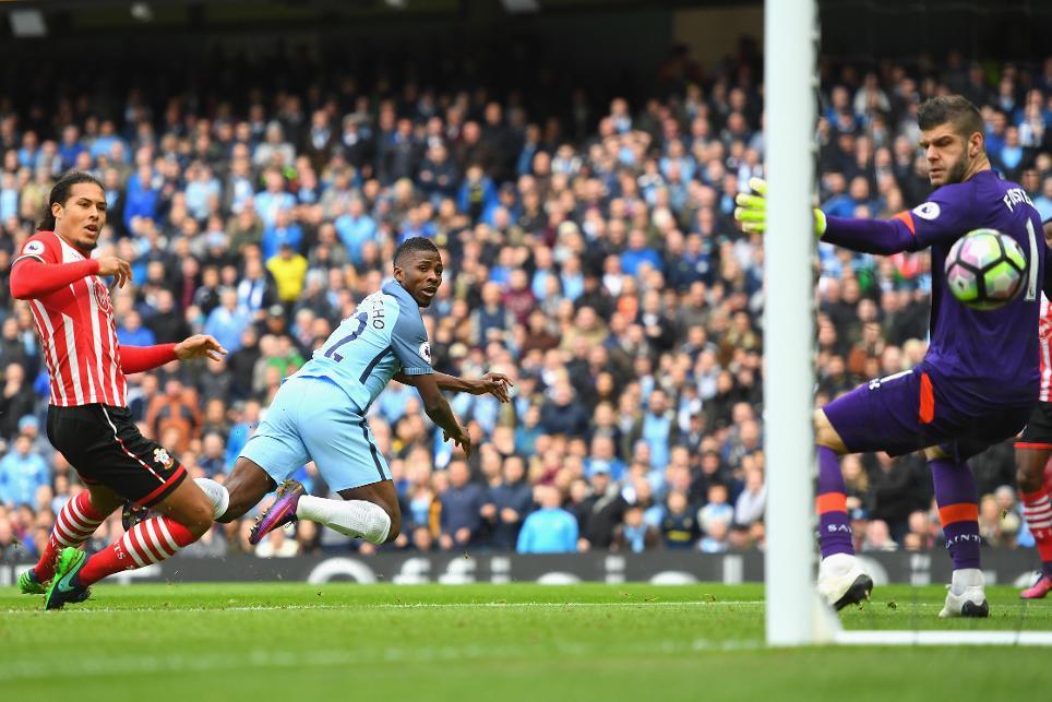 Manchester City 1-1 Southampton