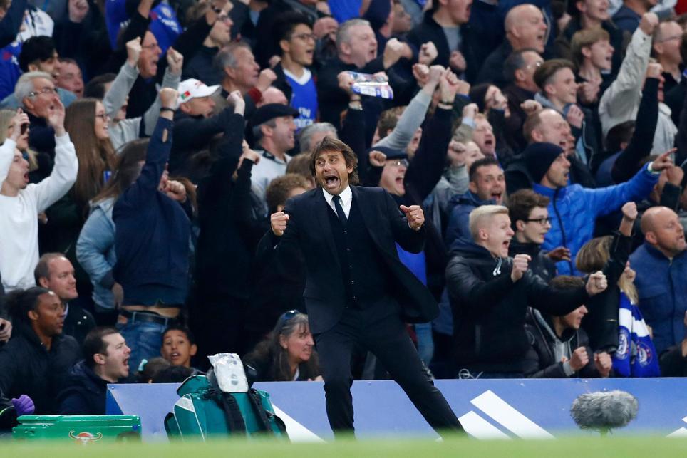 Chelsea v Manchester United - Premier League, Conte cele