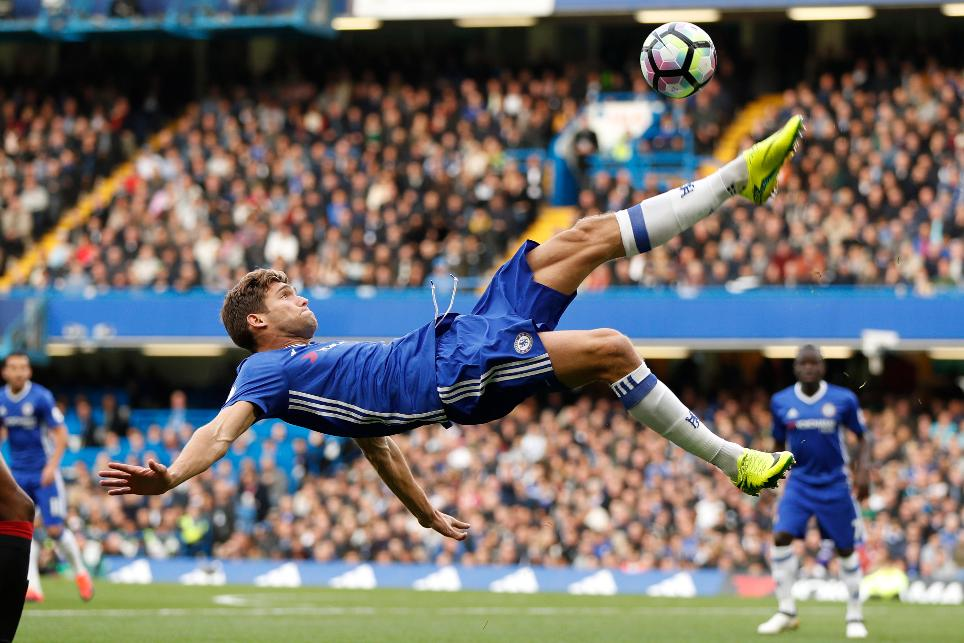 Chelsea 4-0 Manchester United