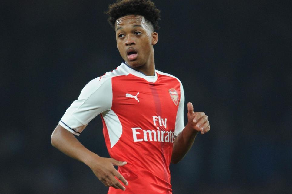 Chris Willock, Arsenal