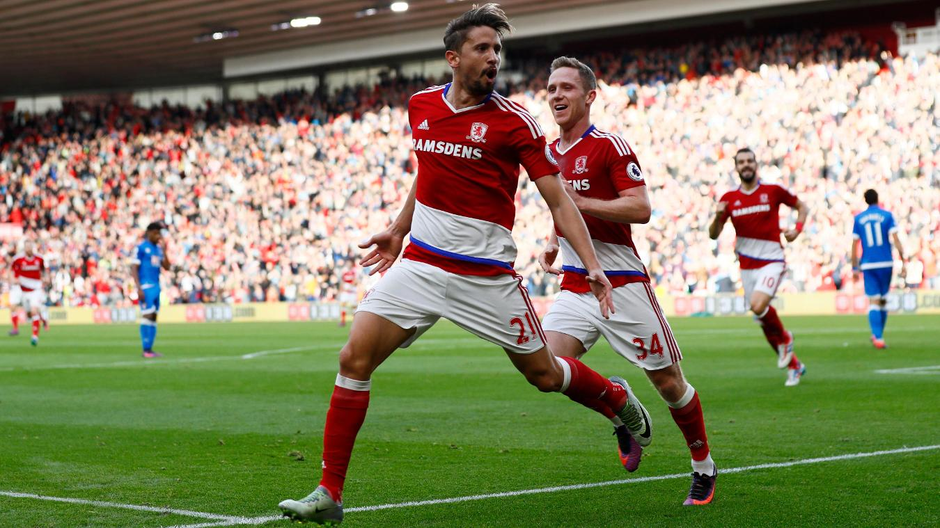 Middlesbrough v AFC Bournemouth