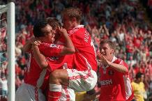 Iconic Moment: Charlton hit five on big day