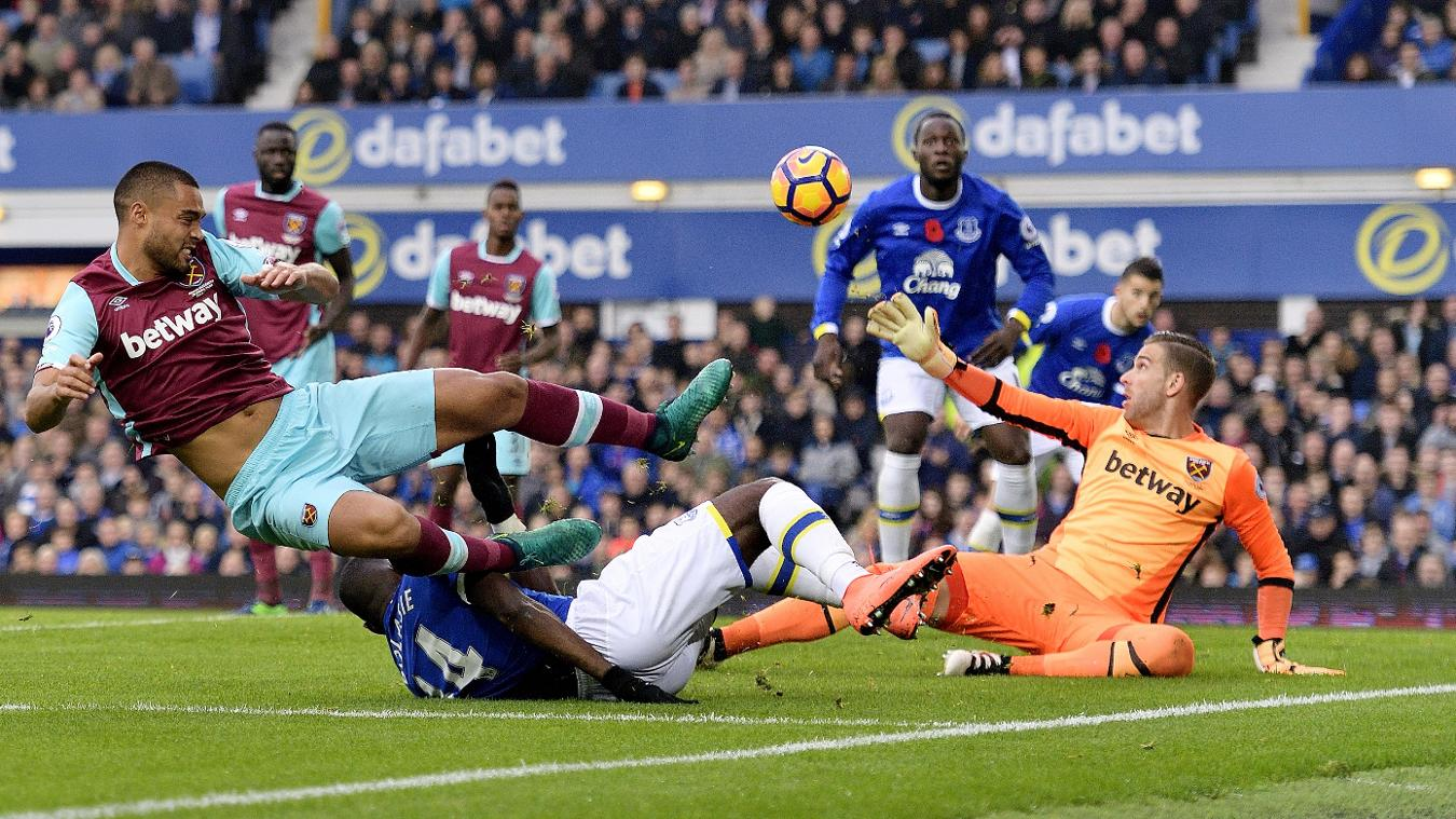 Everton v West Ham United