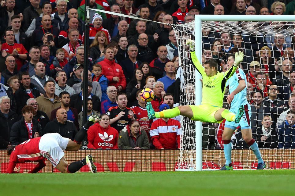 Man Utd 0-0 Burnley