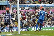 Flashback: Cahill's acrobatics for Villa