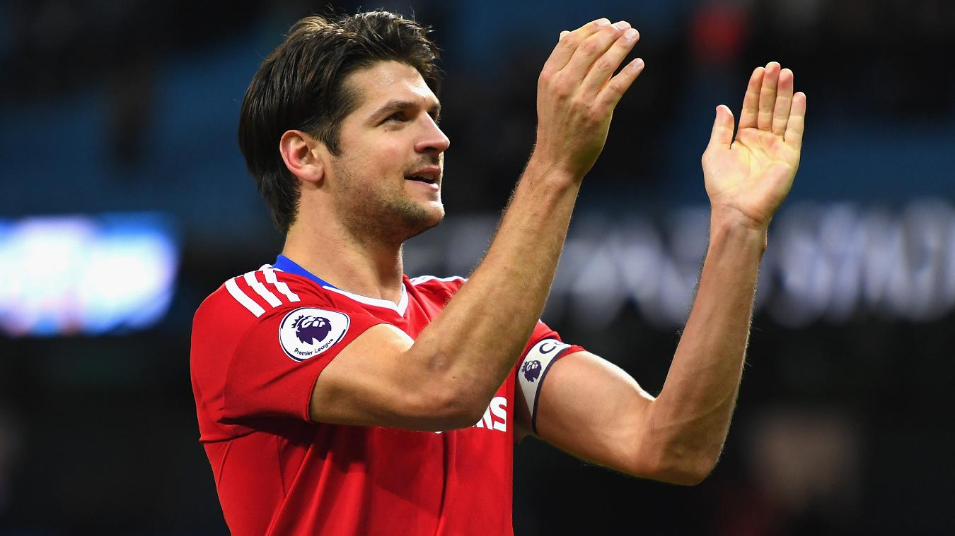 Man City v Middlesbrough