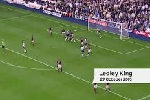 Spurs legend Ledley King on scoring against Arsenal