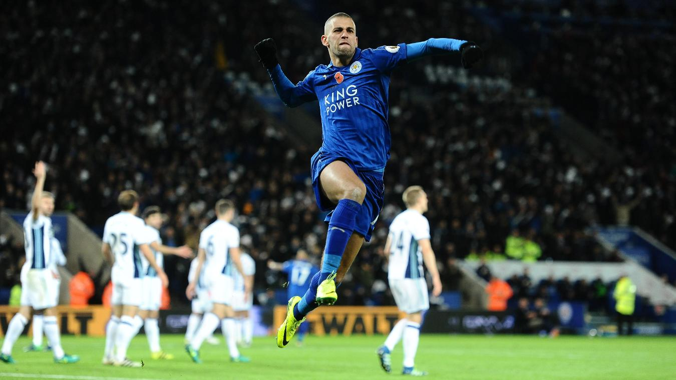 Leicester City v West Bromwich Albion