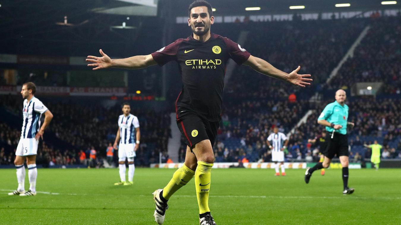 Ikay Gundogan, Manchester City