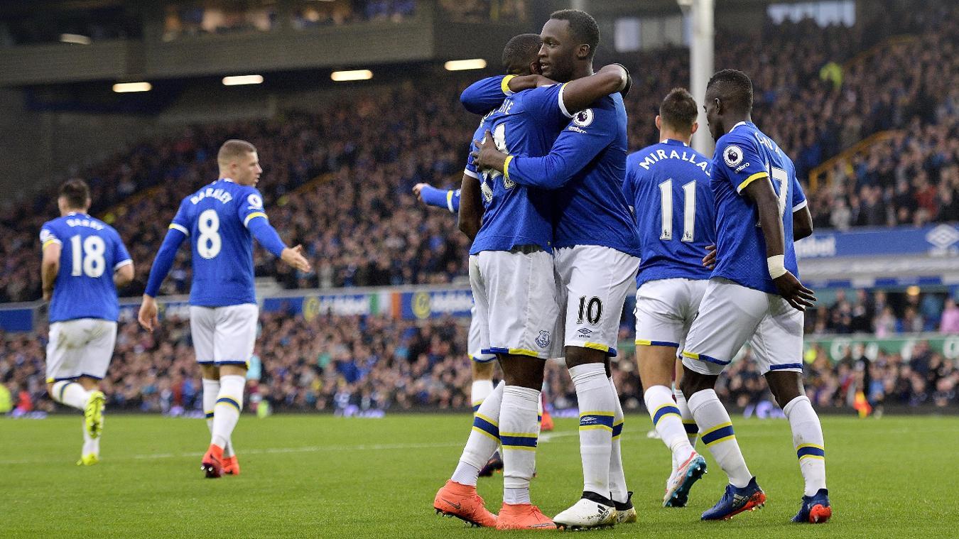 Everton v West Ham United
