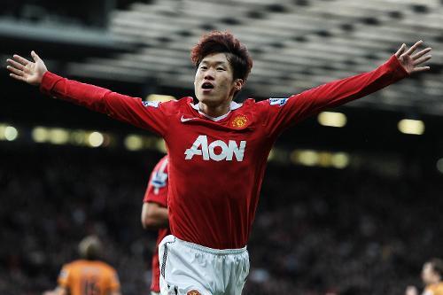 'The best Asian player was Ji-Sung Park'