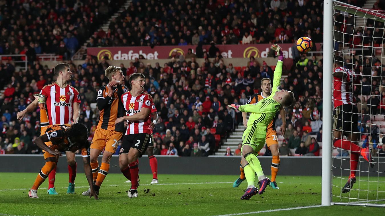 Sunderland v Hull City