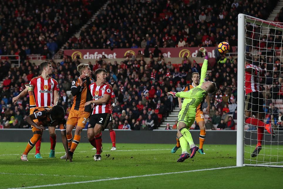 Sunderland v Hull City