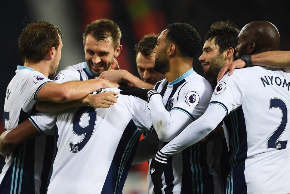 West Bromwich Albion v Burnley - Premier League