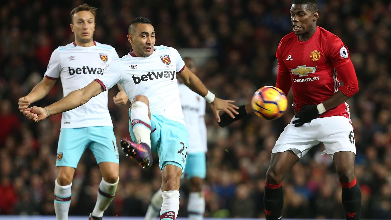 Dimitri Payet, West Ham United