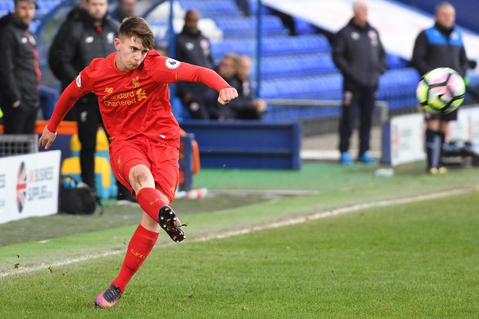 PL2 Player of the Month nominee: Ben Woodburn