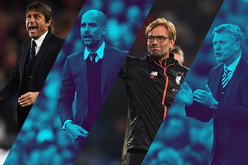 Manager of the Month nominees for November 2016