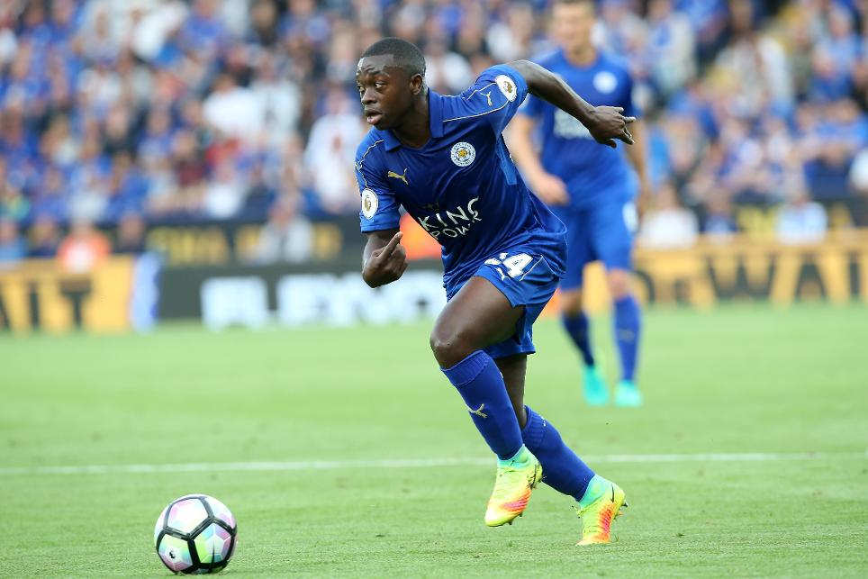 Nampalys Mendy, Leicester City