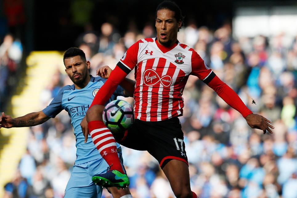 Manchester City v Southampton, Virgil van Dijk, FPL Scout Selection