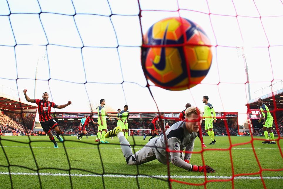 AFC Bournemouth v Liverpool