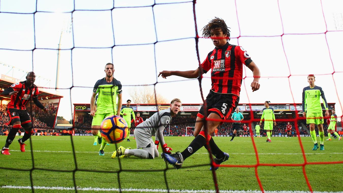 AFC Bournemouth v Liverpool