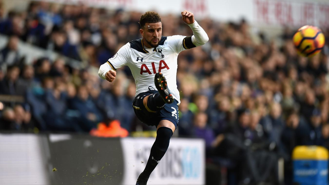 Kyle Walker, Tottenham Hotspur