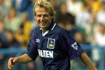 Iconic Moment: Klinsmann dives in on debut