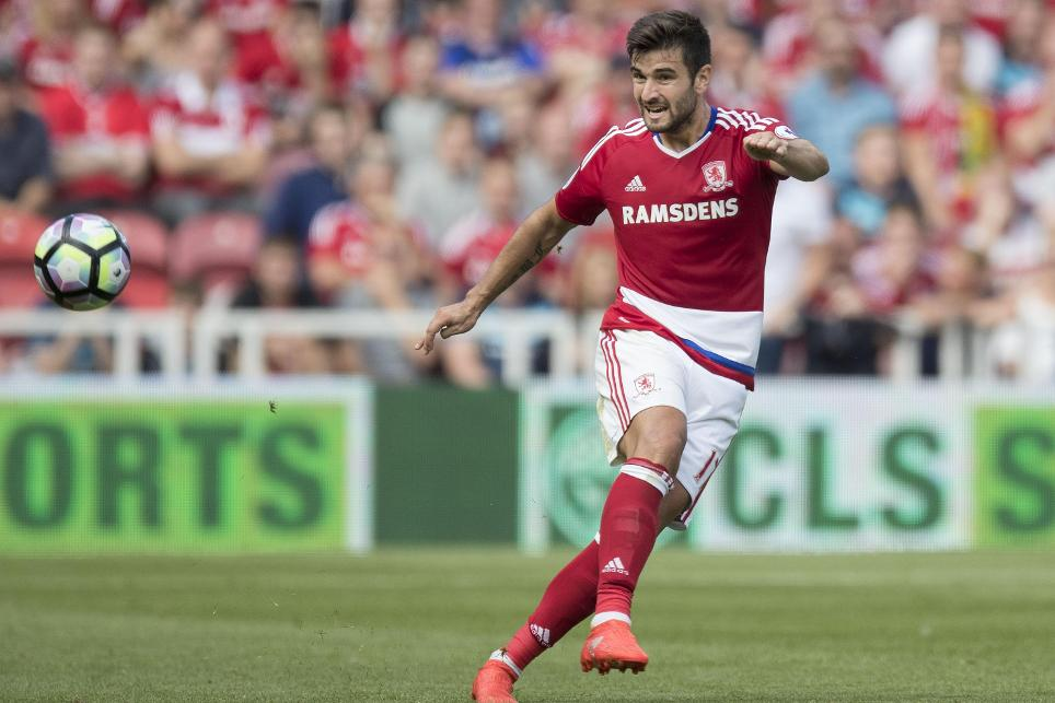 Antonio Barragan, Middlesbrough