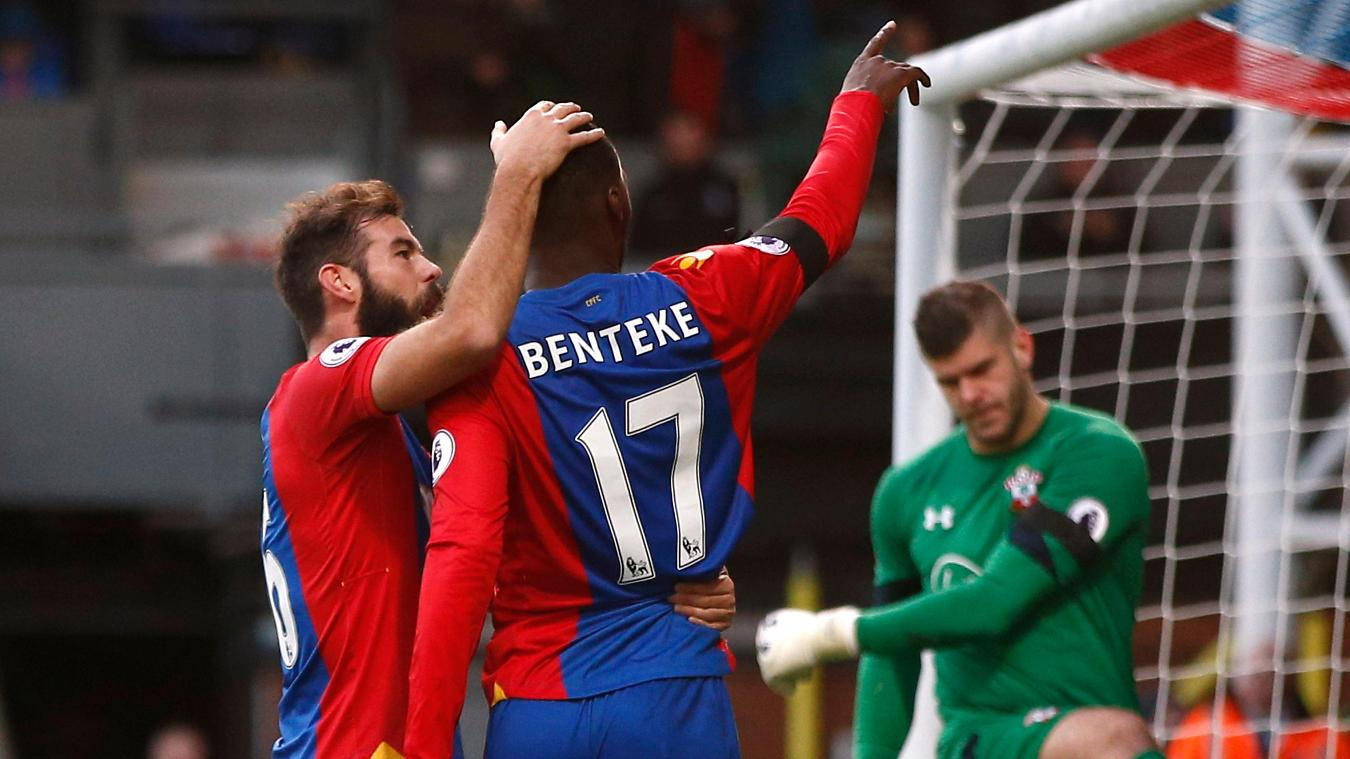 Christian Benteke, Crystal Palace