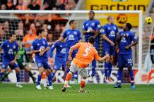 Goal of the day: Eardley's free-kick