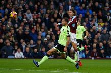 Lowton: It was nice to be involved in Hendrick's goal