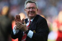 Iconic Moment: Ferguson bows out in style