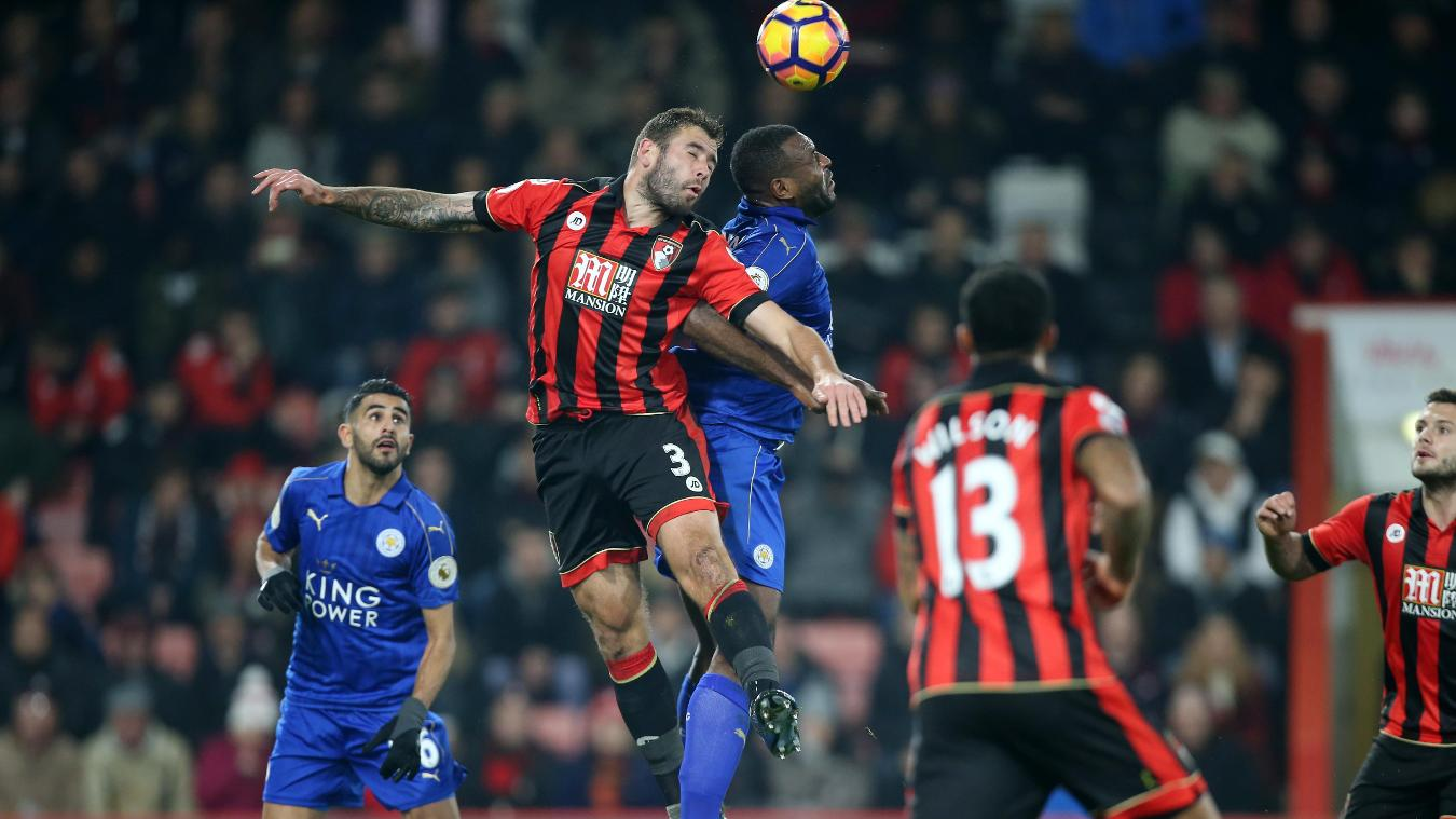 AFC Bournemouth v Leicester City
