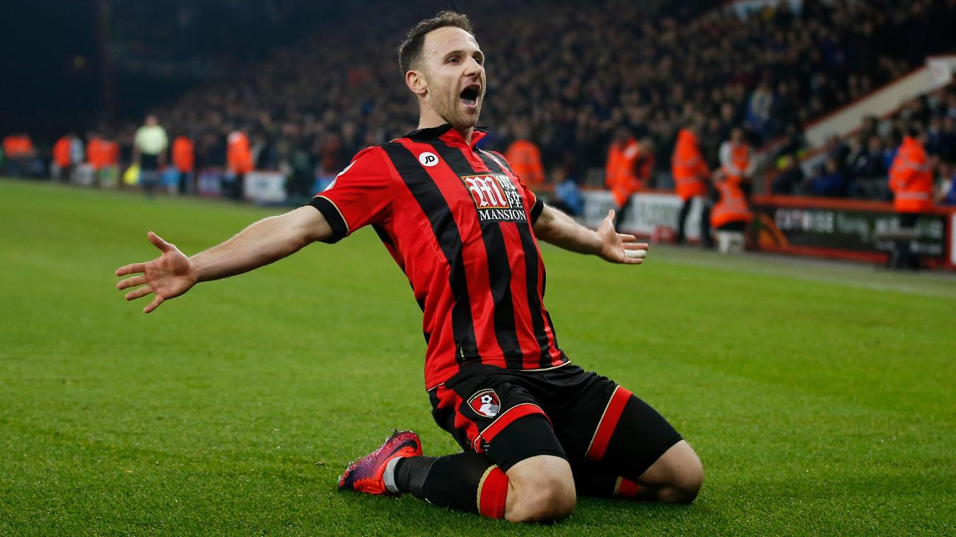 Marc Pugh, AFC Bournemouth
