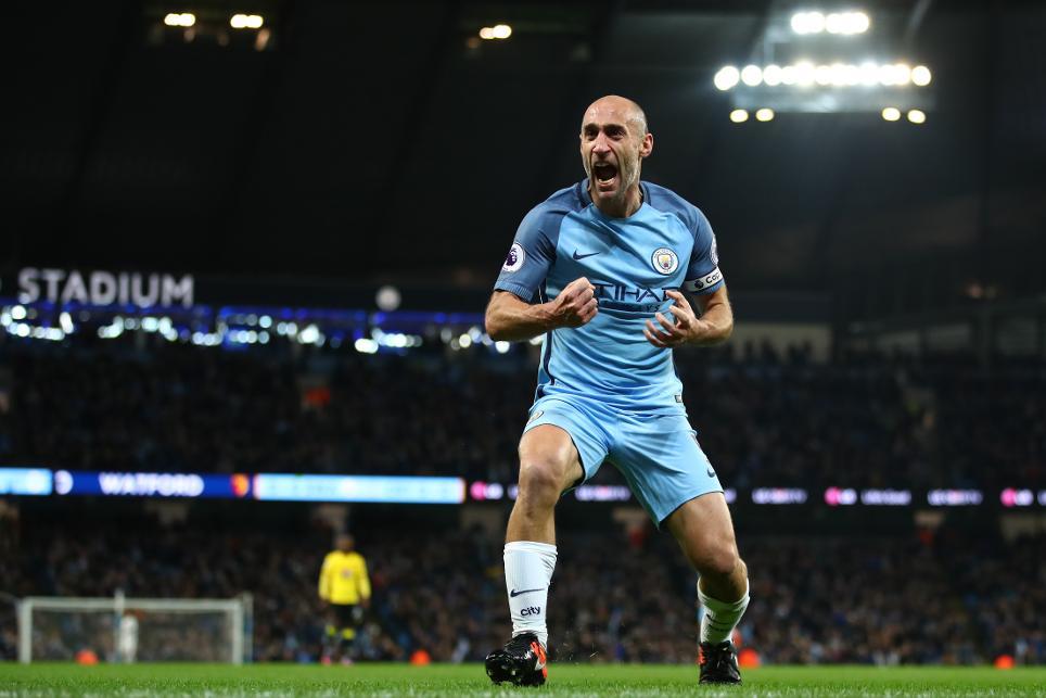 Man City 2-0 Watford