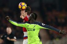 'It was really hard to defend against Liverpool'