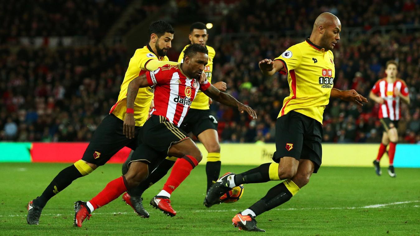 Sunderland 1-0 Watford