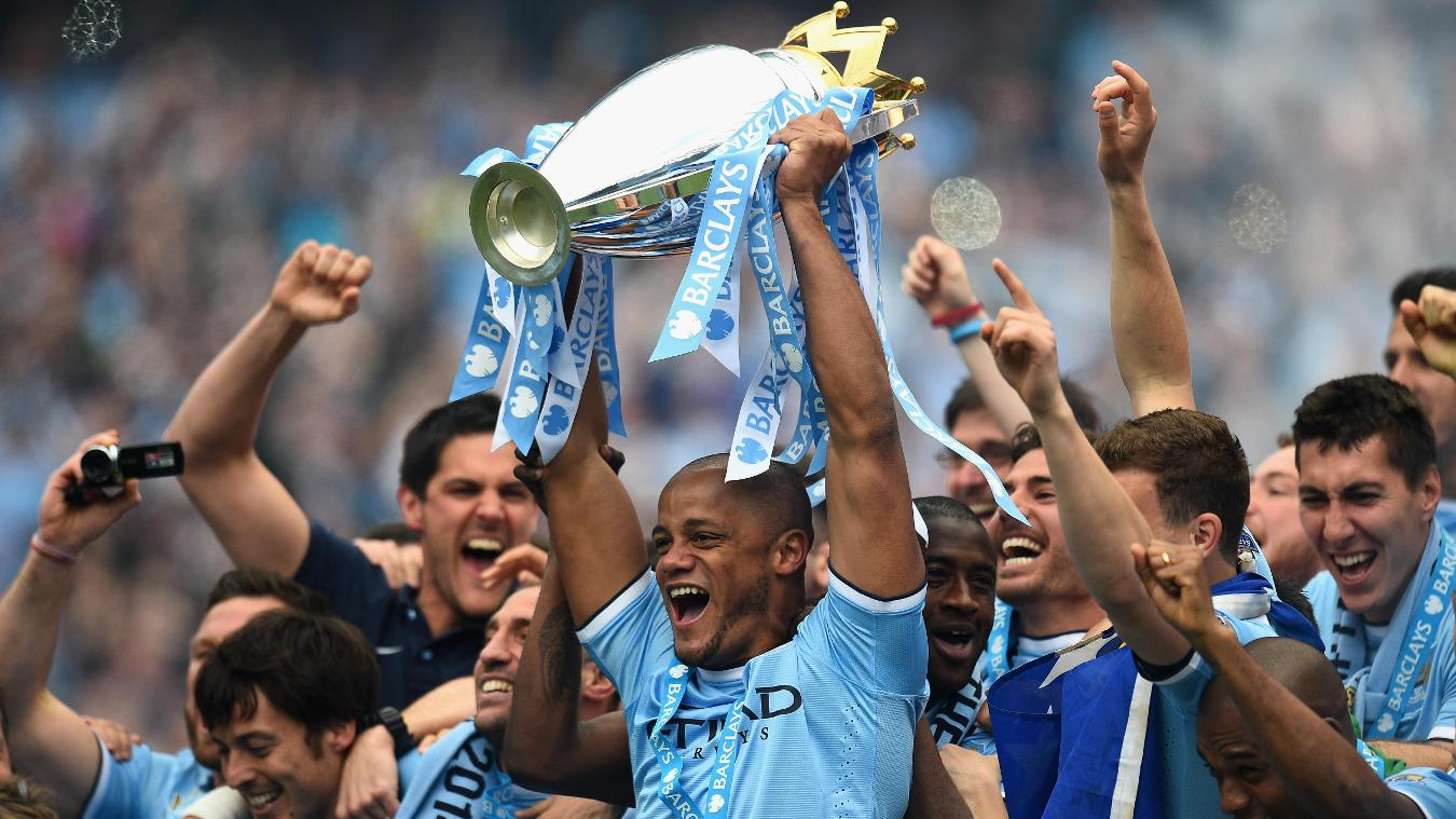 Manchester City, 2013/14 Premier League champions