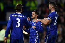 'Chelsea are an awesomely balanced team'