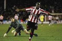 On this day in 2006: Blades bring down Gunners