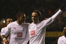 On this day in 2007: Spurs 6-4 Reading