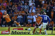 'Neville's goal at Wolves was fantastic'